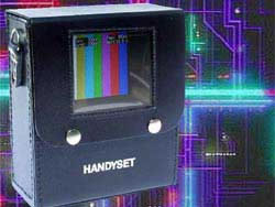 HandySet Technical - HS101T Video Test Monitor